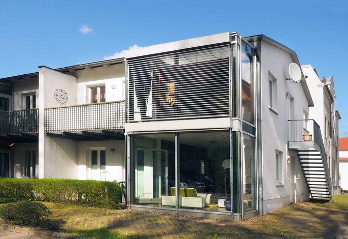 (Brise) Gartenhaus Belvedere