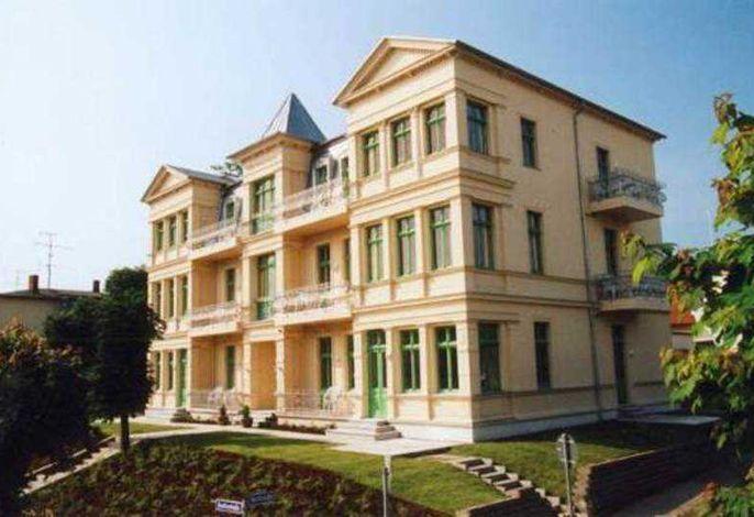 Villa Ostseewarte, STRANDNAH, teilw. SEEBLICK, FAHRSTUHL