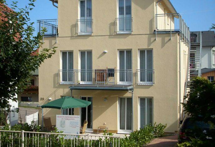 Haus Goethe 29, Whg. EG