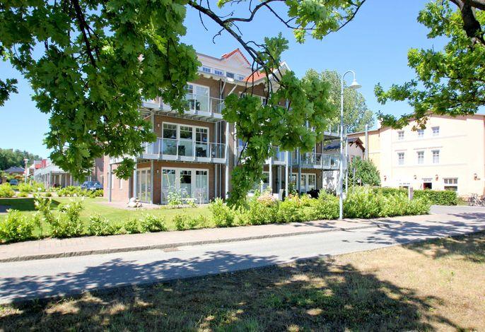 Schicke Penthouse-Ferienwohnung mit direktem Meerblick - Hafenresidenz Lauterbach