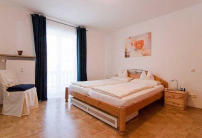 Freihaus 33, Schlafzimmer
