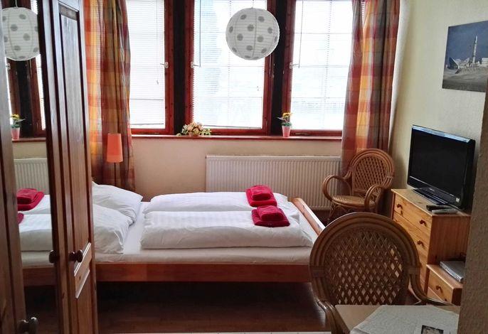 Kombinierter Wohn- und Schlafbereich