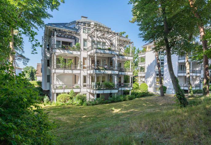 Villa Marfa Whg Hamburg strandnah