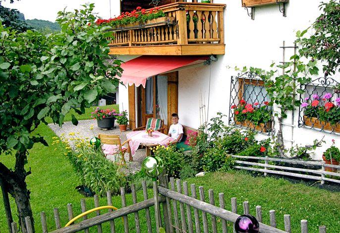 Terrasse in ruhiger Lage
