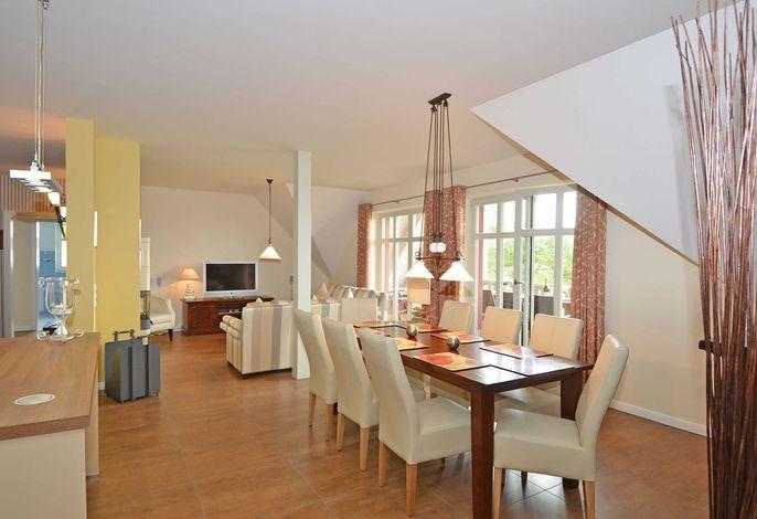 WG 02 im Landhaus Hagenblick - Wohnbereich
