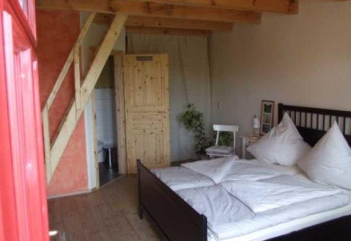 Maisonette DZ mit Doppelbett und Schlafboden