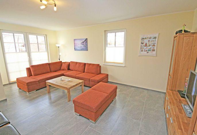 große und gemütliche Couch