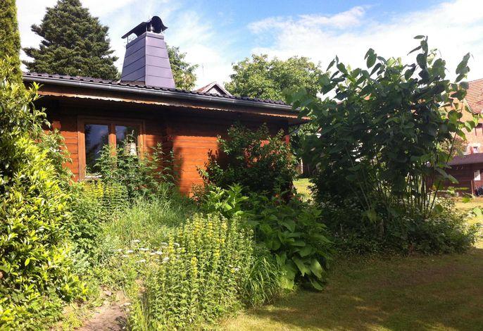 Ferienwohnungen Finnisches Blockhaus
