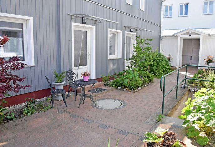 Pension/Ferienwohnungen im Ostseebad Sellin