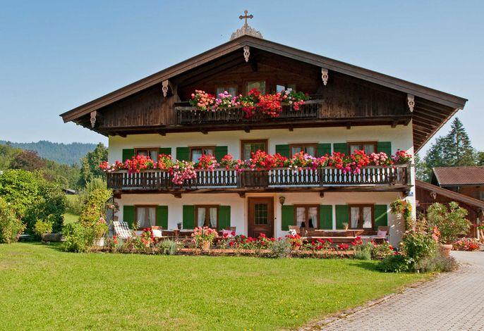 Haus Pletscherer, Kreuth-Brunnbichl
