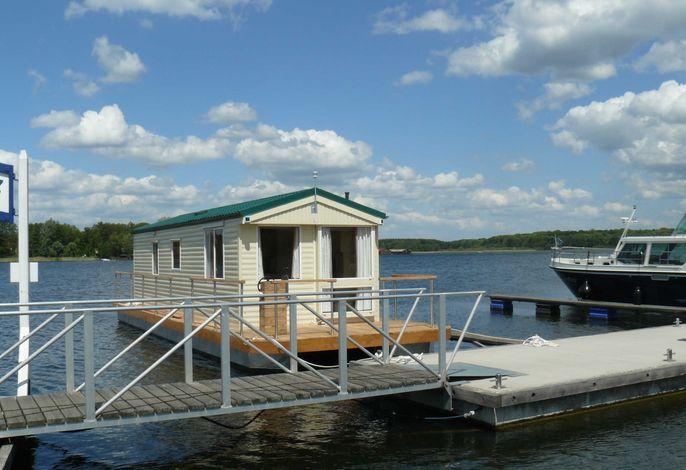 Hausboot für max. 4+2 Personen