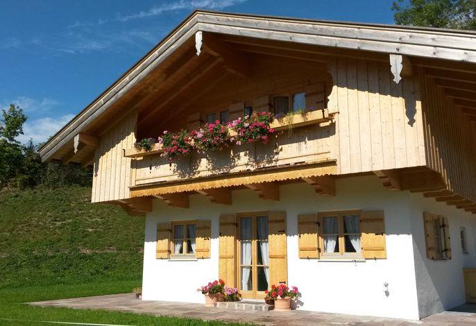Zuhaus: Ferienwohnung Blauberg im 1. Stock
