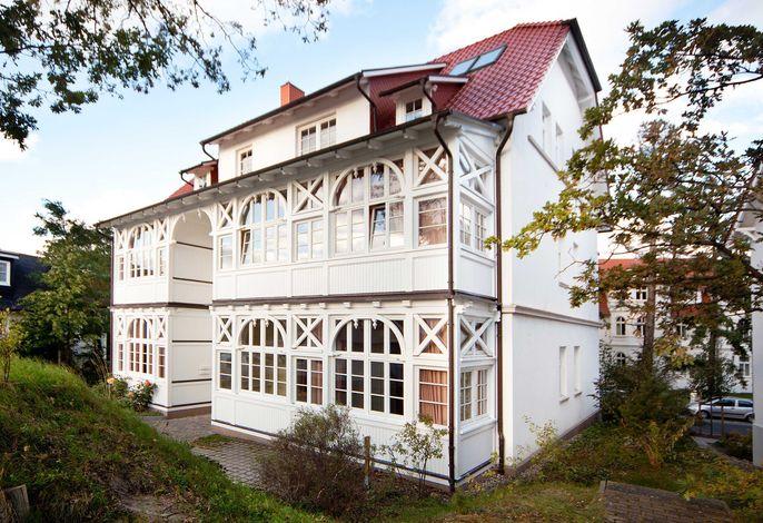 Villa Malepartus -F608 | WG 7 im DG mit Wintergarten