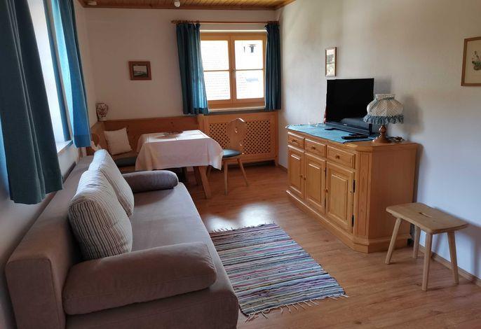 Wohnraum Ferienwohnung 2