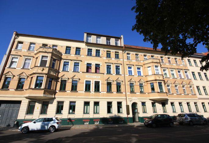 Apartments in Leipzig, *2km bis ins Stadtzentrum*
