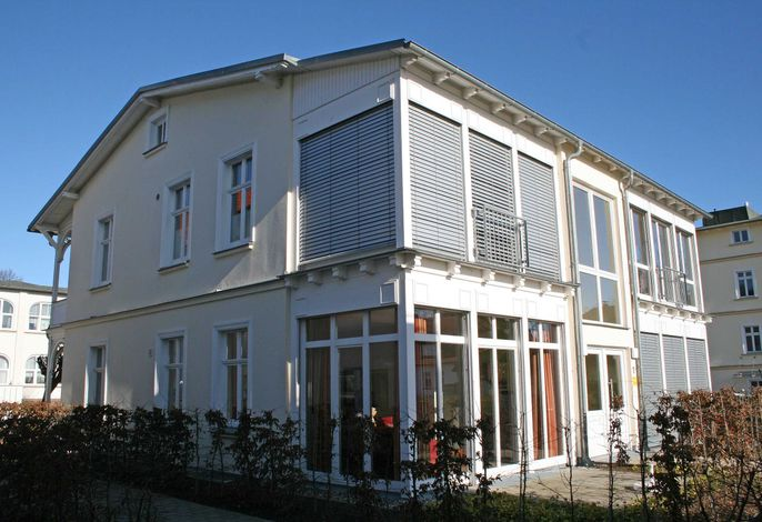 H: Haus Möwe I Whg. 02 mit Terrasse