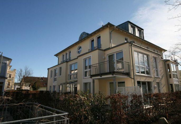 H: Haus Möwe II Whg. 10 mit Balkon