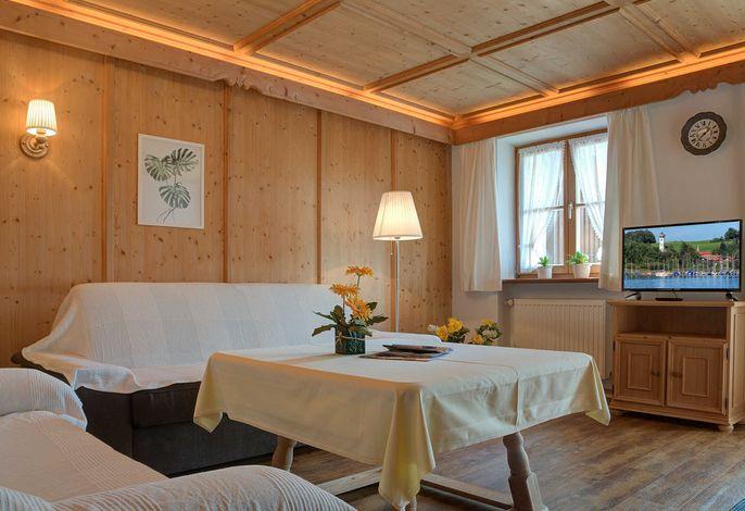 Ferienwohnung Flake 3 EG  - Wohnzimmer