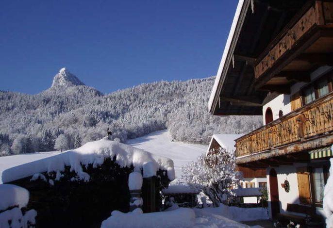 Haus B. und G. Gloggner, Kreuth