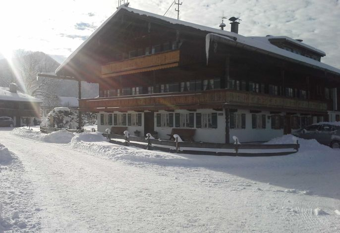 Gästehaus Manglhof