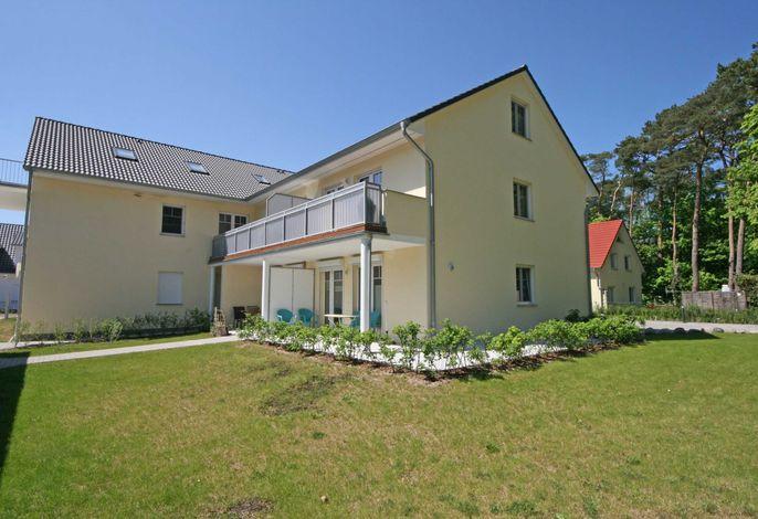 MZ: Appartementhaus Thiessow- ca. 100m zum Meer