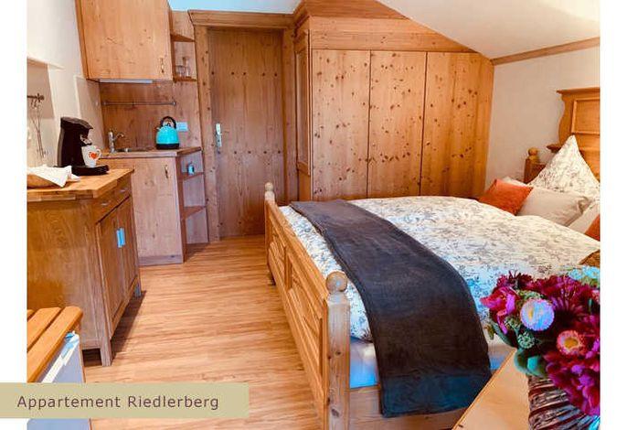 Appartement Riedlerberg