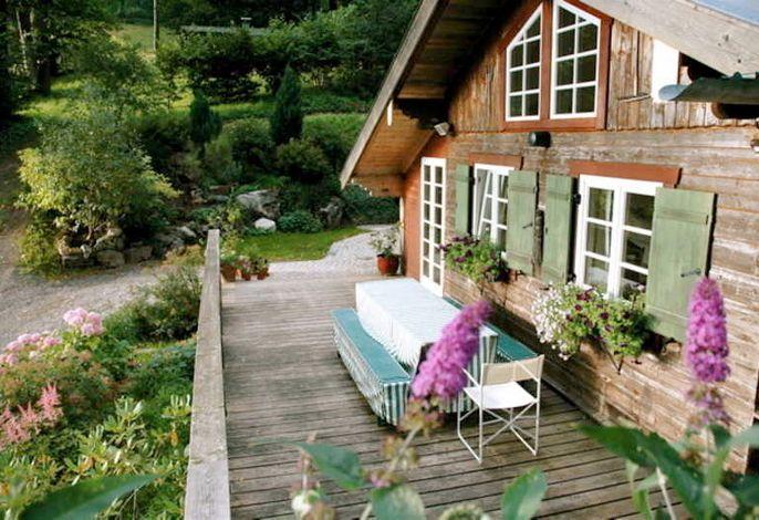 Ferienhaus Berg