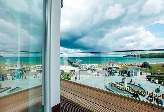 Ausblick aus der Residenz Ocean One