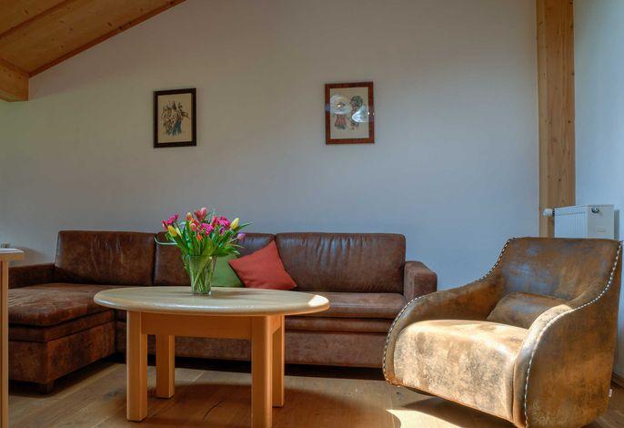 Bodenschneid 55 m² Nichtraucher Ferienwohnung im Gästehaus