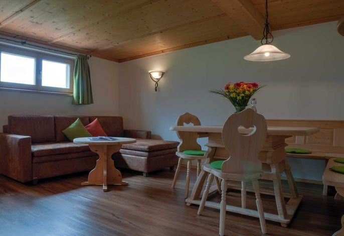 Setzberg 40 m² Nichtraucher Ferienwohnung im Gästehaus