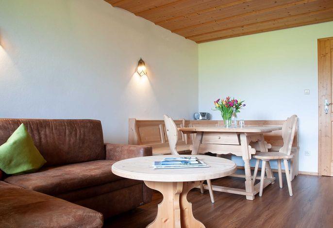 Riederstein 40 m² Nichtraucher Ferienwohnung im Gästehaus