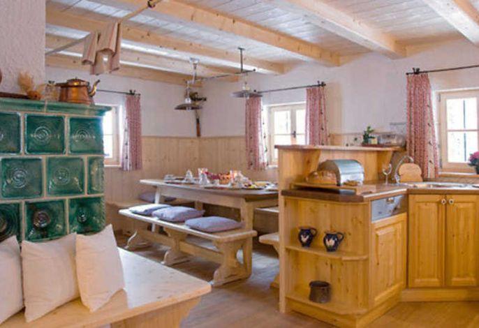Ferienhaus am Tegernsee: Das Almhaus Webermohof