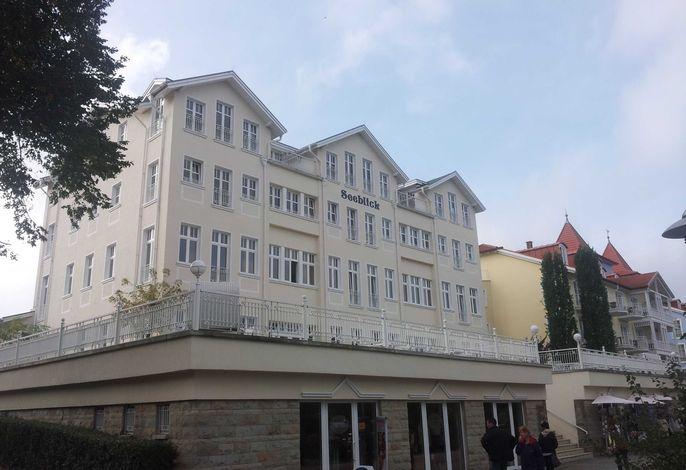 """Zinnowitz Ferienwohnung im """"Haus Seeblick"""""""