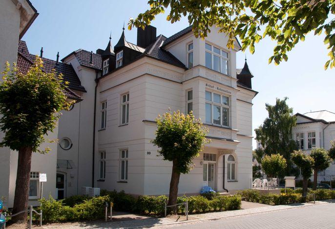 Ahlbeck, Schloss Hohenzollern - WG 21