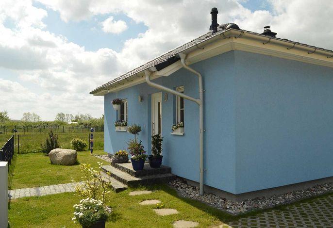 Ferienhaus Das blaue Haus am Peenestrom/BLAS