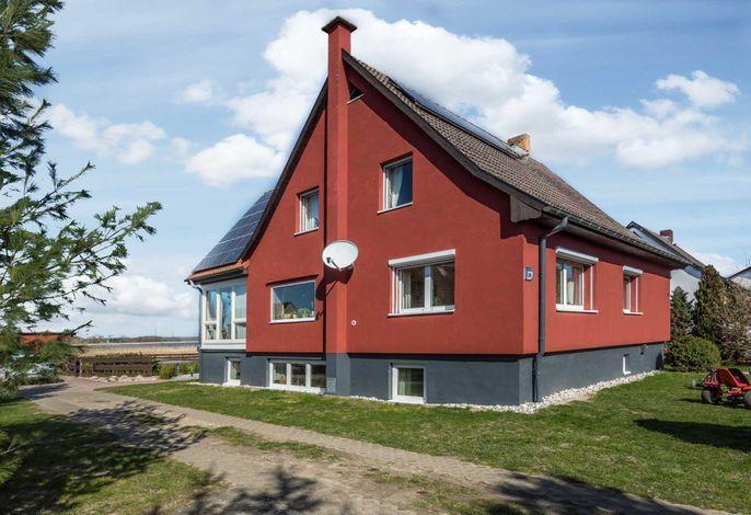 Haus Am Peene-Ufer  Fewo Schilfblick