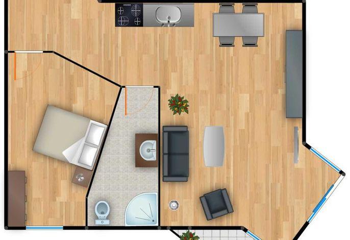Residenz am Balmer See - BS_37H