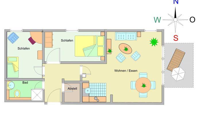 Casa Nova Whg. CN-13..