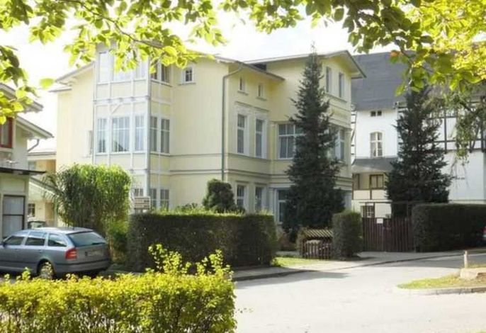Bansin, Villa Waldstraße - WG 01