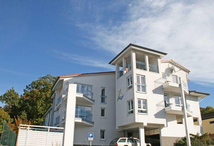 Residenz Binz Whg. 16 mit Balkon und Seeblick