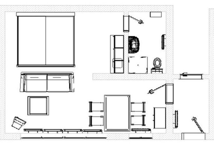 Appartement Friedrich-Franz - Objekt 33848