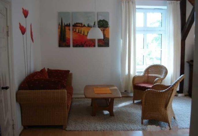 Ferienhof Altona, Wohnbereich