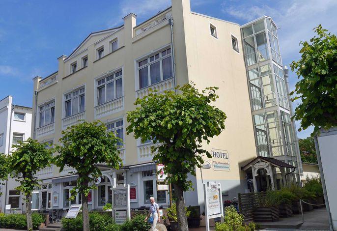 Hotel Villa Schwanebeck  - 50 m zum Strand