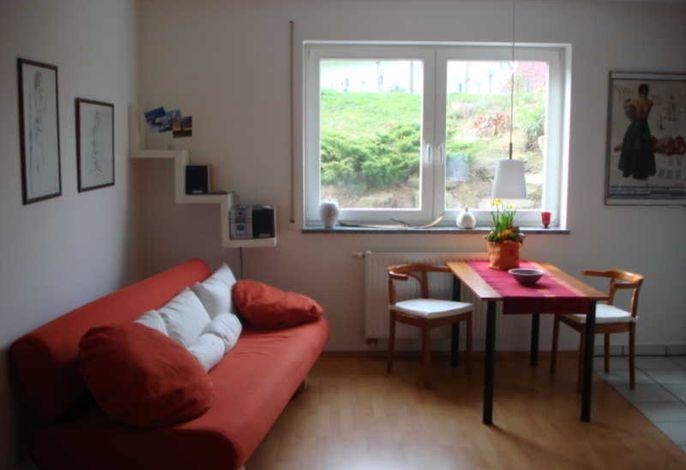 Wohn - und Essbereich mit offener Küche