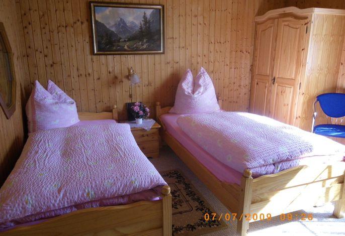 Kombinierter Wohn- und Schlafraum