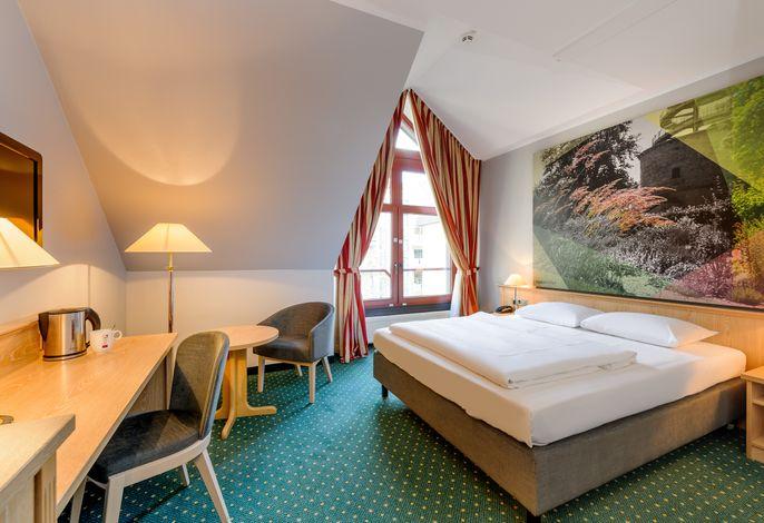 Standardzimmer mit Einzelbett