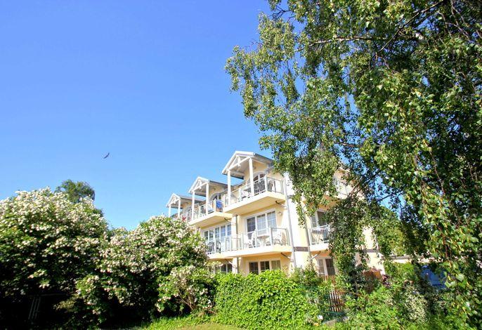 Ferienwohnung direkt am Strand in Glowe - Strandvilla Böck