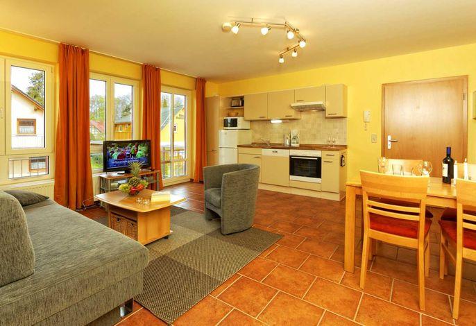Wohnzimmer & Küchenzeile