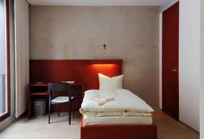 Zimmerbeispiel Einzelzimmer Waidhaus