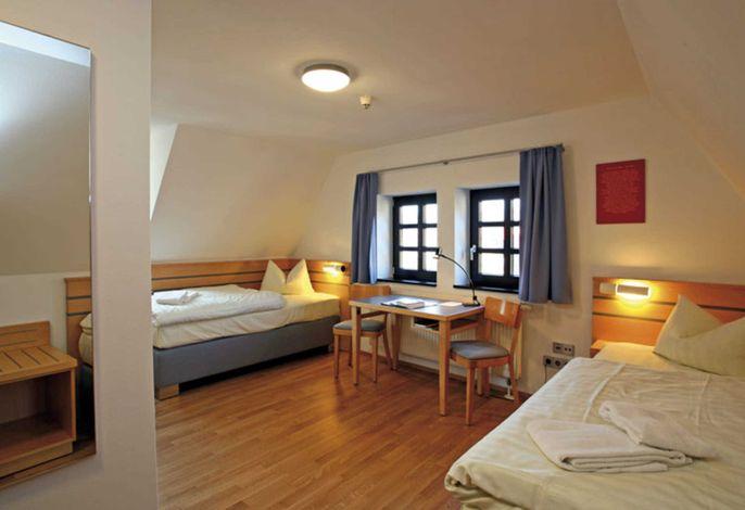 Zimmerbeispiel Zweibettzimmer